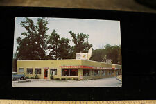 Chrisman, IL ILL 1950's Shady Rest Restaurant Route 36 4 Digit phone number
