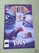 BATMAN LEGENDS OF THE DARK KNIGHT - VOWS - DC COMIC ANNUAL #2 - 1992