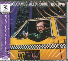 BOB JAMES-ALL AROUND THE TOWN-JAPAN 2 CD Ltd/Ed C94