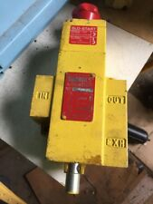 NUMATICS MANUAL LOCKOUT VALVE MODEL VT40N10Y
