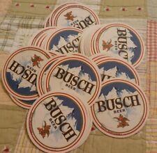 LOT OF 50 ANHEUSER BUSCH BEER ADVERTISING BEER COASTERS 2013