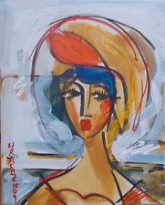 Acrylique sur Toile du Peintre  Hrasarkos