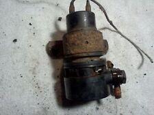 Jaguar mk 10 mk10 420 G  1960's fuel Pump