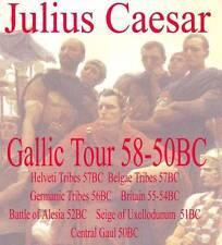 Julius Caesar Gaul concert tshirt Roman Rome gallic war