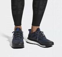 🔥$140 Men's ADIDAS RESPONSE TRAIL BOOST 12 terrain terrex shoes blue black