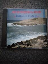 Jim Ed Huston & Jules Different feeling Irish country trad 14 track CD mint cond