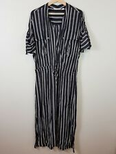 [ COUNTRY ROAD ] Womens Striped Maxi Dress | Size AU 14 or US 10