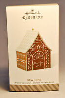 Hallmark - New Home - Gingerbread House - Keepsake Ornament