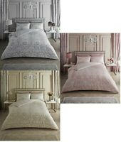 Luxury Antoninette Duvet Set Floral Duvet/Quilt Cover Set Bed Set Bedding Set