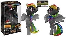 My Little Pony - Glitter Noir Rainbow Dash Funko Hikari Toy