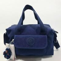 KIPLING BRYNNE Small Handbag Crossbody Bag Ink Blue