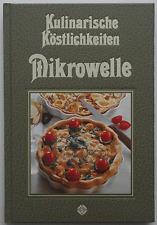 Kochbuch – Kulinarische Köstlichkeiten Mikrowelle