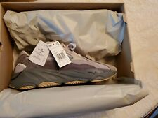 NEW With Box ADIDAS YEEZY Boost 700 V2 TEPHRA Cement Suede FU7914 .