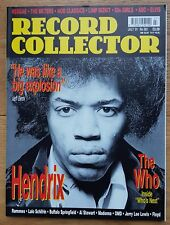 Record Collector Magazine - July 2001, No. 263, Hendrix, The Who, Limp Bizkit