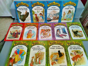 Vintage Puddle Lane Ladybird books x 13 **lovely**