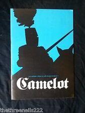 CAMELOT - GAUMONT STATE THEATRE - JOHN SAXON JONES & VENETIA ANDERSON - 1979