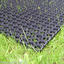 Heavy Duty Rubber Grass Mat Outdoor Safety Flooring for Childrens Playground