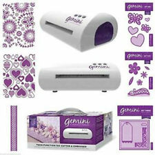 BONUS 3 Spectrum Pens Crafter's Companion Gemini Machine Die Cutting/Embossing