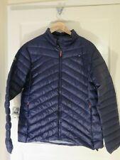 Mountain Equipment Earthrise Jacket Size 14 Indigo