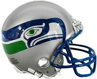 Riddell Seattle Seahawks Throwback 1983 - 2001 Mini Football Helmet - Fanatics