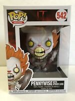Funko POP! Movies IT PENNYWISE WITH SPIDER LEGS 542 Vinyl Figure Brand New!