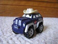 2000 HASBRO MAISTO TONKA SHERIFF CHUNKY MINI VEHICLE CAR TRUCK with Cowboy Hat