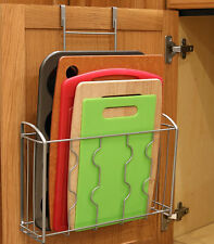 Over The Door Pantry Organizer Rack Storage Kitchen Cabinet Holder Sheet Board