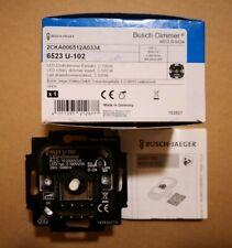 Busch-Jaeger Drehdimmer UP alpinweiß 6523 UJ-914-102