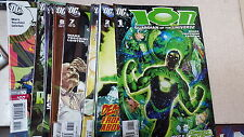 from Justice League JLA comic lot Green Lantern Ion of the Universe 1-12 nm bag