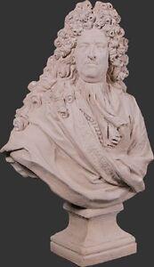 Louis XIV Bust Statue bust figurine,  art decor statue 1m Tall