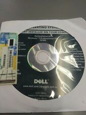 Microsoft Windows 7 Professional 64 Bit DVD+Lizenzaufkleber Original DELL