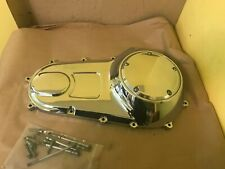 Harley Davidson 08 Street Glide FLHX Chrome Outer Primary Clutch Cover