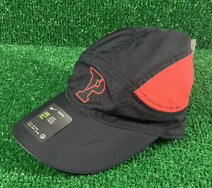 Nike Tailwind Aerobill Penn Relays Running Hat Black CW1333-010