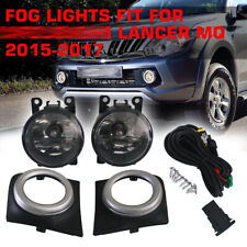 Fit Mitsubishi Triton MQ 2015-2018 Fog Lights Lamps Complete Kit WITH FREE BULB