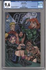 GEN 13 #1 CGC 9.6 WPGS VARIANT COVER B THUMBS UP VARIANT SCOTT CAMPBELL STRY C&A