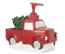 🚗🎄Rustic Red Truck Soap Lotion Dispenser 🚗🎄Christmas