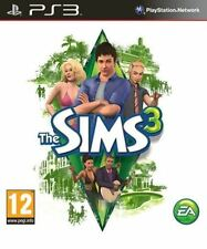 The Sims 3 Game Ps3 PAL & Registered Priority