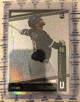 2020 Panini Chronicles Unparalleled Luis Robert #4 Rookie RC Chicago White Sox