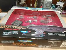 Micro Machine Star trek TV series Collector edition