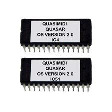 Quasimidi quasar v2.0 OS firmware upgrade upgrade EPROM rom