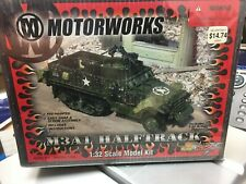 M3A1 US Halftrack 1/32 Scale Ultimate Soldier MISB Free Shipping US Lower 48