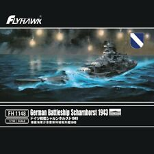 Flyhawk 1/700 1148 German Battleship Scharnhorst 1943