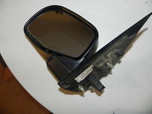 02-05 Ford Explorer Mercury Mountaineer Exterior Power Door Mirror Left Side