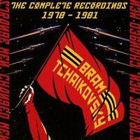 BRAM TCHAIKOVSKY - Strange Men, Changed Men: The Complete Recordings [CD]