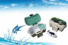 Japanese design premium quality multi-functional insulated fishing bait box