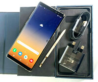 MINT Samsung Galaxy Note8 SM-N950 64GB  Gold Unlocked Sim Free EXCELLENT 333