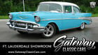 1957 Chevrolet Bel Air/150/210  Aqua/ White  1957 Chevrolet Bel Air  Chevy LS3 Automatic Available Now!