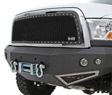 Smittybilt M1 Grille for 10-14 Dodge Ram 2500 3500 Black Stainless Mesh 615802