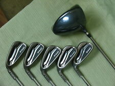 Ping Golf Clubs Left Handed Black Dot 3,5,7,9,W Irons G25 & 1 Driver 10.5 G20