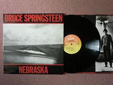 CBS 25100 BRUCE SPRINGSTEEN NEBRASKA LP – Rare